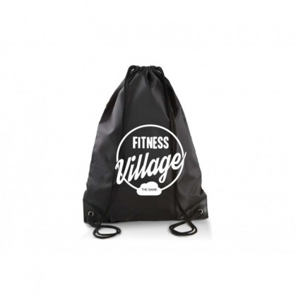 Gym Bag -kiristysnarureppu